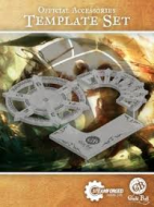 Guild Ball Template Set